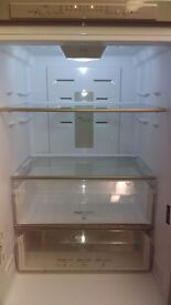 HOTPOINT Smart SMX 85 T1U G Fridge Freezer