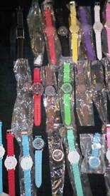 Job lot 34 brand New watches