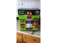 Brand new in box nutri ninja