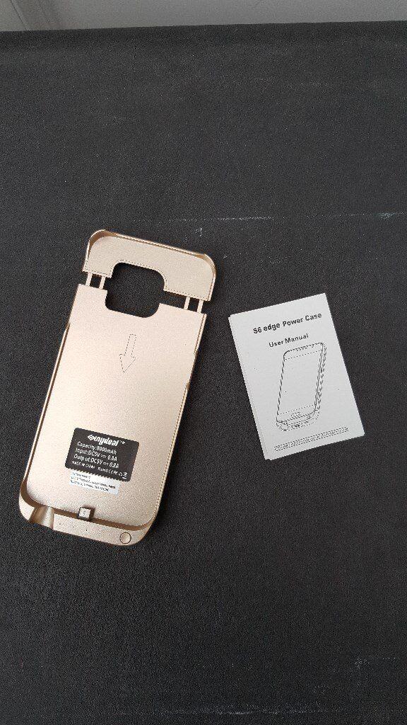 Samsung S6 Edge Power Case