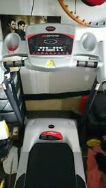 York aspire treadmill, all electric