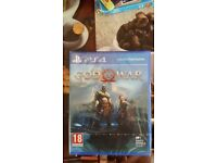 God of War Ps4 NEW