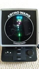 Vintage Grandstand Astro Wars arcade game