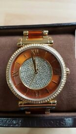 Womens Michael kors watch.