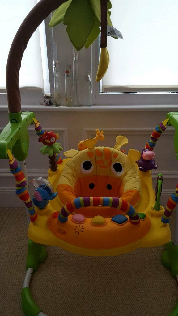 Jumperoo / Baby Bouncer - Mothercare