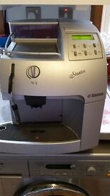 Saeco Syncrony bean to cup coffee machine - spares or repair