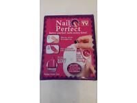Brand New Nail Perfect Kit