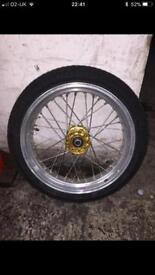 Kx500 supermoto wheels kx 500 cr crf rm kx