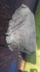 350g neck cover for turnout rug - Medium