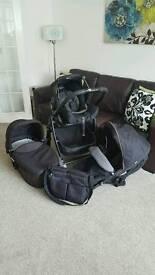 Grace Evo Pram/Car Seat Set