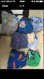 Boys pyjamas clothes