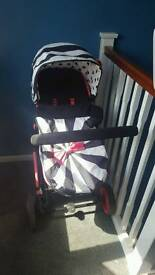 Casatto giggle 2 travel system