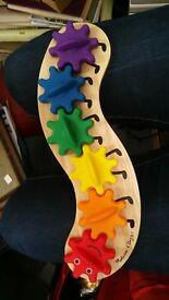 Baby toy - Melissa and Doug - Puzzle Shape Sorter