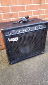 Used Laney Guitar Amp Model Hardcore Max HCM65R 2 Independent Channel - Clean and Crunch Thank you