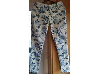 SuperDry Cassie Skinny Trousers