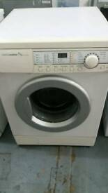 LG WHITE WASHING MACHINE