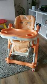 Moolino Baby Feeding Highchair
