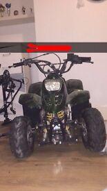 90cc quad bike