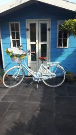 Beautiful Pashley Princess bike