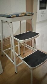 KITCHEN STEP STOOL
