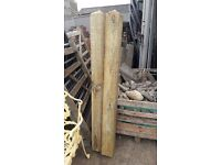 Gate Fence Posts