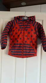 Boys raincoat age 4