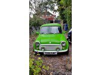 Classic Mini 1995 Paul Smith Green
