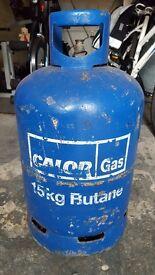 GAS BOTTLE 15KG ..EMPTY