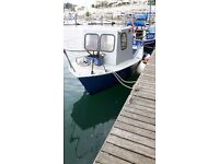 22 foot fishing boat