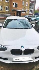 BMW 1 SERIES 2013 £12,000