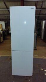 Sharp fridge freezer new ex display