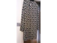 BNWT - Atmosphere chiffon floral dress - size 12 ~ Bargain