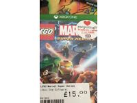 Marvels game Xbox one