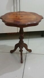 SOLD! table (wooden)