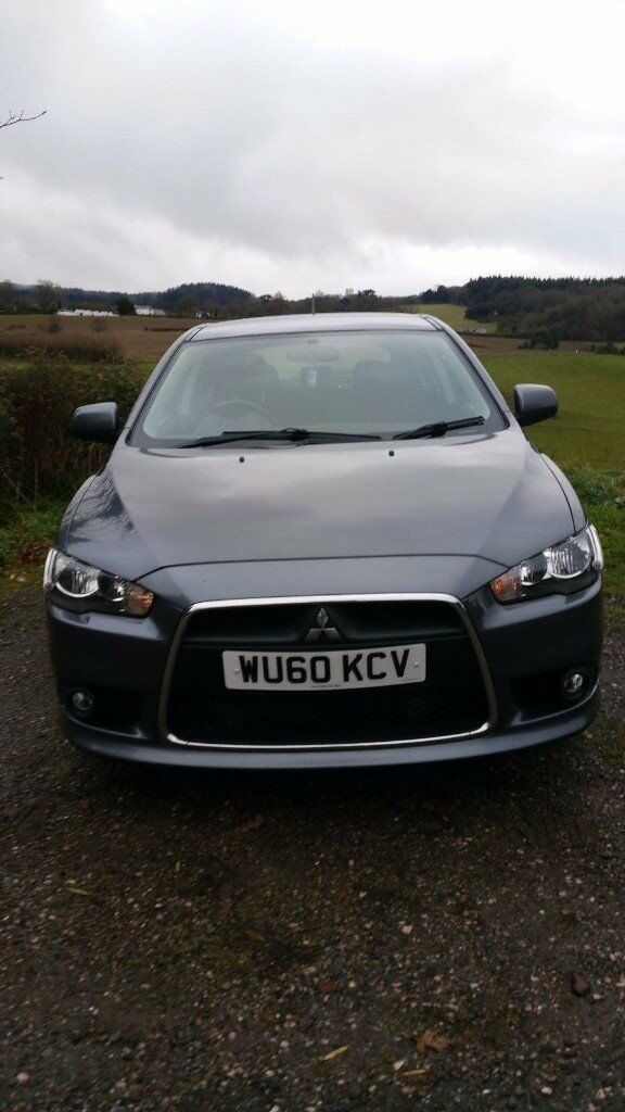 2010 Mitsubishi Lancer 53,000 | in Exeter, Devon | Gumtree