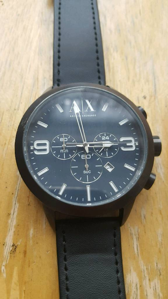 Genuine Armani watch in good condition