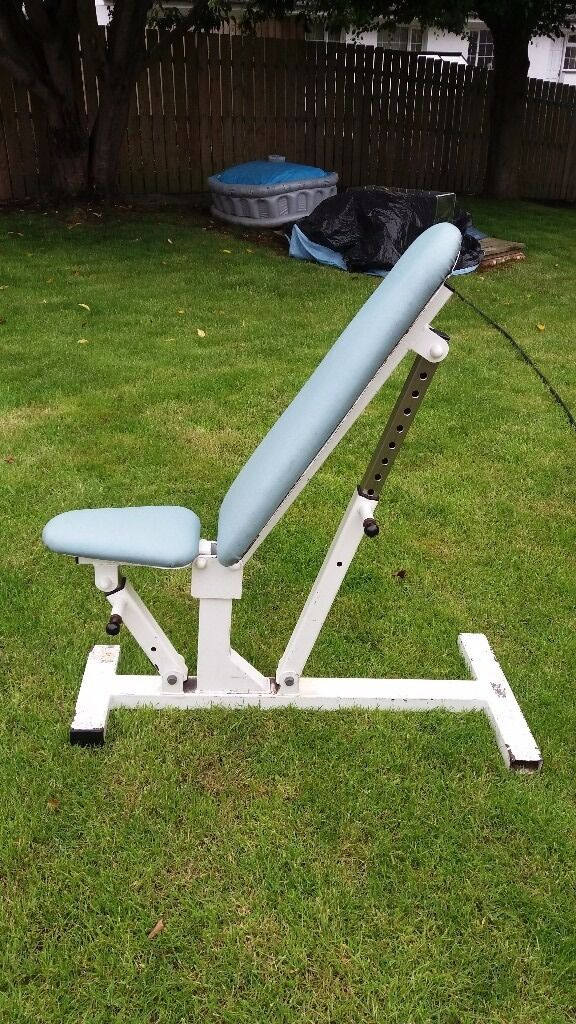 Weights benchin Lisburn, County AntrimGumtree - Adjustable heavy duty weights bench. Good order for weights workouts. Good for home gym or commercial use. Quick sale required!