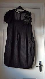 Jesire ladies black dress (size 12)