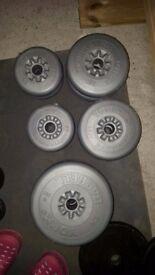 York Weight Set