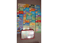 Read with Biff Chip and Kipper - Oxford Reading Tree levels 1 - 3, 33 books