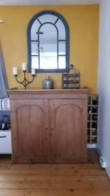 Gorgeous Linen Antique Linen Cupboard
