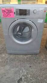 BEKO SILVER 7KG LOAD 1400SPIN WASHING MACHINE