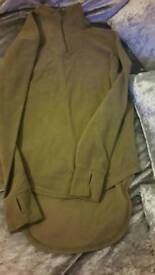 Women or mens army top