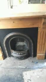 Cast fire