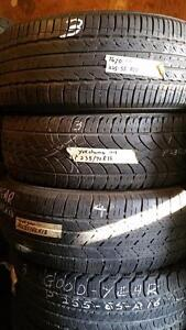 One tire size 235 70 16 for sale