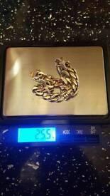 Gold bracelet 9ct