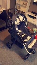 My Babiie stroller by Billie Faires