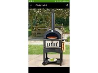 3 in 1 Pizza Oven, bbq and smoker NEW IN BOX