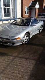 Mitsubishi gto twin turbo manual