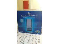 Altec Lansing 2.1 speakers